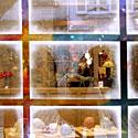 Photo  de photo : ubacto - La vitrine de Noël 2005 d'Artko