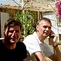 Photo  de photo : ubacto - Gérard Pont et Frédéric Charpail, Francofolies 2005