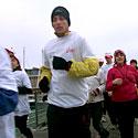 Photo  de photo : ubacto - Marathon de La Rochelle, Chauffe-Gambettes du samedi 26 novembre