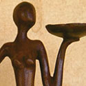 Photo  de ©  photo: statuette du Burkina Faso, L'Autre Comptoir