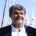 Photo  de © photo : ubacto - Jean-François Fountaine, président de la FIN, Fédération des industries nautiques