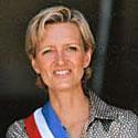 Photo  de © photo de presse  - Sylvie Marcilly, maire de Fouras en Charente-Maritime