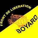 Photo  de © illustration : le drapeau du Front  de Libération du Boyard