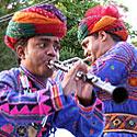 Photo  de © photo : ubacto - archive 2008 Jaipur Kawa Brass Band