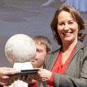 Photo  de © photo presse : S. Laval - Ségolène Royal, présidente Région Poitou-Charentes, sept. 2011