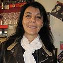 Photo  de ©  photo : Laura Petit - ubacto. Sandrine Doré, Mouvement des femmes et des motardes indignées