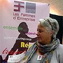 Photo  de © DR 2012 - Claire Dervault, présidente de Trajectoires d'entreprise au féminin