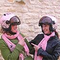 Photo  de © Aliénor Collen - ubacto.com - Les Rosarines - équipage Trophée Roses des Sables 2012