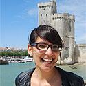 Photo  de © photo : L. Forges ubacto.com - Laura Braud de La Rochelle à Rio, Sommet de la terre 2012