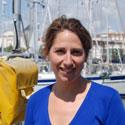 Photo  de � photo : L. Forges Ubacto.com - Maud Fontenoy � La Rochelle, juin 2012