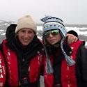Photo  de © Photo : Yann M. Fontenoy  - Fondation Maud Fontenoy  Antarctique décembre 2011