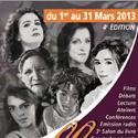 Photo  de ©  Zoom sur l'affiche : Des Elles à La Rochelle, mars 2013