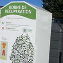 Photo  de ©  photo : ubacto.com - Containeur apport volontaire textiles La Rochelle Agglo