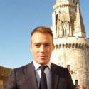 Photo  de © DR photo officielle : Arnaud Jaulin, candidat - Municipales 2014 La Rochelle