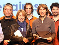 Photo  de ©  photo : ubacto - Festival du Film d'aventure 2006