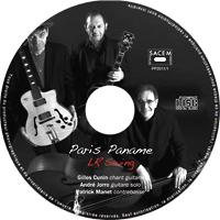 Photo  de ©  Album : LR Swing, Paris Paname 2012