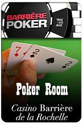 Casino Barrière de la Rochelle - Poker Room