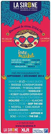 La Sir�ne - Espace Musiques Actuelles - La Rochelle - La Palice