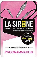 La Sirène - Espace Musiques Actuelles - La Rochelle - La Palice