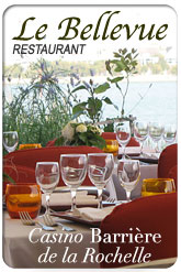 Restaurant Le Bellevue Casino Barri�re La Rochelle