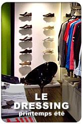 Vers le site : Le Dressing - chaussures vêtements, prêt-à-porter accessoires et cadeaux pour l'homme