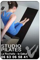 Studio Pilates à La Rochelle